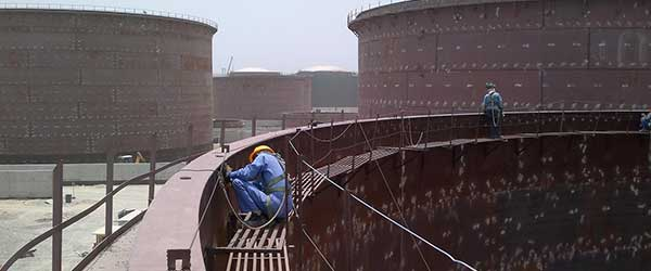 Storage Tanks and Machineries | Middle East Manufacturing